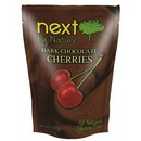 Next by Nature Dark Choco Cherries 25/28g/1 oz