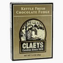 Claeys Kettle Fresh Fudge Asst. 24/40g/1.4oz