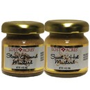 Lost Acres Asstd Stone Ground & Sweet-N-Hot Mustard 144/1.4 oz/39g