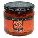 Sable and Rosenfeld Savoury  - 4 Pepper & Olive Smokey Dip 12/370g