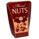 Comfort Collection Mixed Nuts - Burgundy 24/2.6 oz/75g