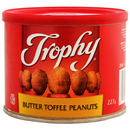 Trophy Foods Butter Toffee Peanuts 12/227g