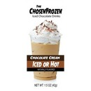 Mc Steven's The Chosen Frozen Chocolate Drink Chocolate Cream 20/42g/1.5 oz